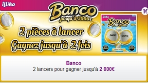 fdj illiko banco