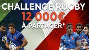 ParisonWeb : le Challenge rugby