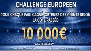 ParionsWeb et son Challenge Européen de février