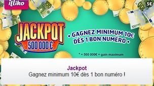 Le nouveau jeu de la FDJ : le Jackpot