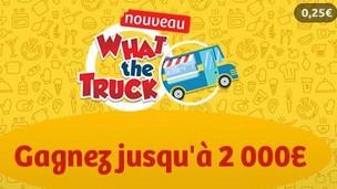 2.000€ à gagner avec le What The Truck de la FDJ