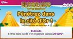 L'Eldorado, un jeu de grattage de la FDJ