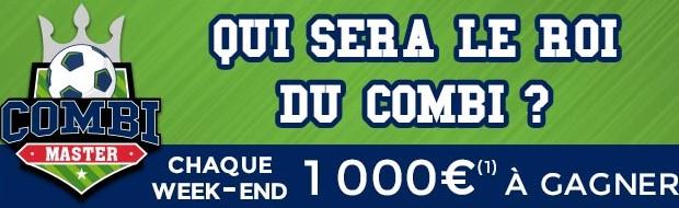Pariez en combiné chaque week-end sur la Ligue 1 et Ligue 2 avec ParionsSport