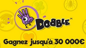 30.000€ à gagner avec le Dobble de la FDJ Illiko