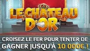 La Française des Jeux vous propose le Château d'Or
