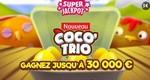 30.000€ à gagner avec le Coco'Trio de la FDJ