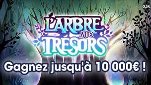 Grattez un ticket de L'arbre aux trésors sur FDJ.fr