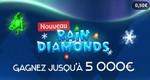 Jusqu'à 1.000€ à gagner avec un ticket FDJ Illiko de Rain Diamonds