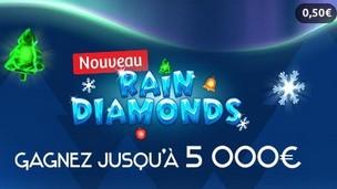 Le jeu Rain Diamonds de la Française des Jeux