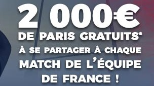 Misez sur la France au Tournoi des 6 Nations avec Parions Sport