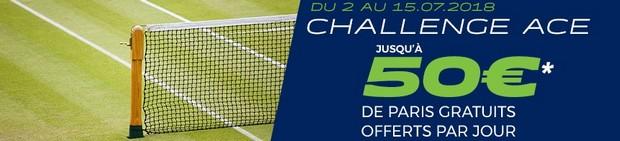 Découvrez le Challenge Aces de ParionsSport du 2 au 15 juillet
