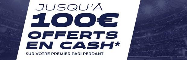 S'inscrire sur ParionsSport avec le code promotionnel de la DFJ