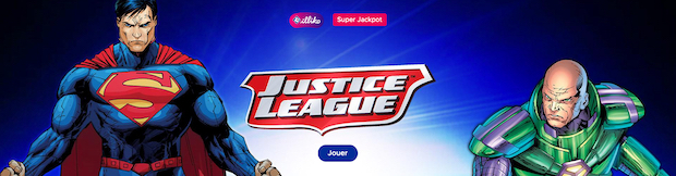 Justice League de la FDJ