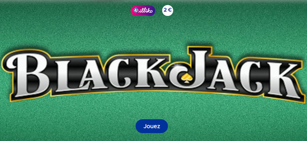 fdj black jack