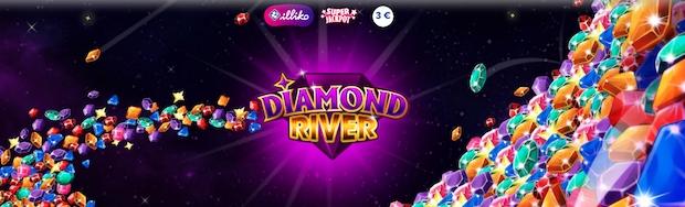 Ticket FDJ Diamond River
